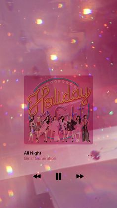 Spotify Apple, Holiday Nights, Music Wallpaper, Apple Music, Girls Generation, Kpop, Anime, Movie Posters, Movies