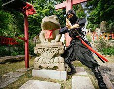 Shadow Warrior, Garden Sculpture, Victorian, Outdoor Decor, Fashion, Martial Arts, Martial, Ninjas, Moda
