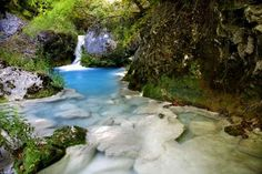 Rio Celeste - najbardziej niebieska rzeka świata