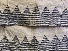 La Maison Boheme: Sashiko Embroidery