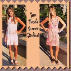Jenn models the latest in fashion!  #WalkOnWaterBoutiques #fashion