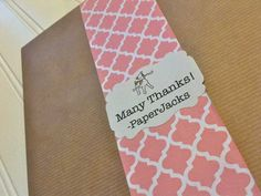Paper Jacks on Etsy