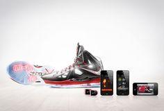 Nike Lebron X+ by Travis Barteaux, via Behance