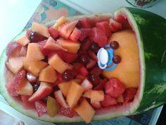 Fruit cradle