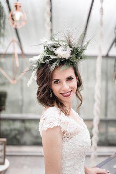 Urban goes Green – Brautshooting 2017 | Hochzeitsblog The Little Wedding Corner
