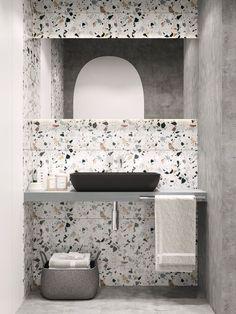 #Modern #bathroom design Stylish DIY decor Ideas