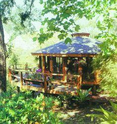 Beautiful yurt by Goulburn Yurts