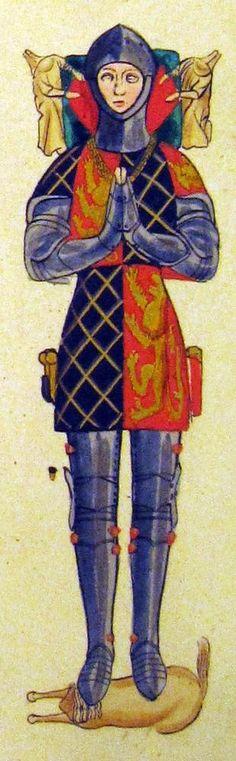 John Fitz-Alan Earl of Arundel Dating 1435