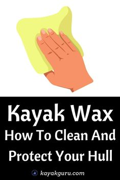 A drop of Wax can do wonders for your Kayak Hull. Aside from protecting it from the elements, waxing your kayak can even help you paddle just that little bit faster. Learn more about how to wax your kayak here. Fishing 101, Bass Fishing, Fishing Boats, Crappie Fishing, Kayaks For Fishing, Marlin Fishing, Fishing Pliers, Kayak Boats, Fishing Stuff