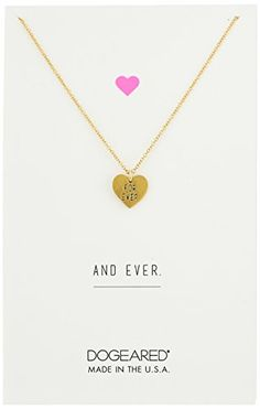 Dogeared and Ever Necklace For Ever Gold Chain Necklace 16 -- To view further for this item, visit the image link.Note:It is affiliate link to Amazon.