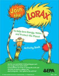 FREE Lorax Activity Book for Kids on http://www.freebiescouponsdeals.com/