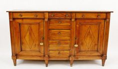 Directoire Sideboard, 19th C
