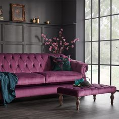 Astonishing 12 Best Velvet Sofas Images In 2019 Button Sofa Interior Design Ideas Gentotryabchikinfo