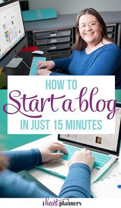 Every wonder how to start a blog? I've created a free 7 day video course that will walk you through step by step exactly how to start your blog (even if you're not techy and know nothing about blogging). The best part is that it only takes 15 minutes a day, and your blog will be ready to share the world at this time next week! A year ago, you'll wish you'd started today!