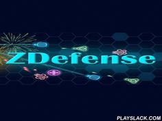 ZDefense  Android Game - playslack.com , ZDefense - a luminous game in structure defense style, with brand-new neon graphics and a magnificent soundtrack. In the game there is a possibility to create own representations by means of an editor of representations, and also built-in possibility to make displays of your game. As well as in all games of this kind you need to make cautionary structures for control of a contact of the foe, in due time to make their improvement, to select distinctive…