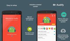 Audify se preocupa por vuestra seguridad ofreciendo en Android notificaciones por voz. ¡No os perdáis nuestro post sobre la app!