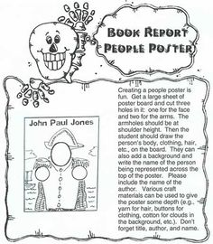 Book Report People Posters