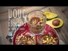 YouTube Tahini, Acai Bowl, Avocado, Healthy Eating, Chocolate, Breakfast, Recipes, Food, Acai Berry Bowl