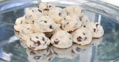 Chocolate chip shortbread cookies are a delicious twist on traditional shortbread. Simple ingredients make a cookie that wows everyone.