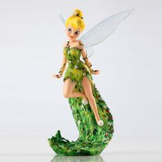 "Tinker Bell has always been the height of fashion. TINKER BELL ""COUTURE DE FORCE"" FIGURINE (from Walt Disney's ""Peter Pan"")"