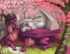 M y t h i c a l : A love of dragons Creative Concept Art by Rajewel Magical Creatures, Fantasy Creatures, Fantasy World, Fantasy Art, Dragon Oriental, Dragon Cross Stitch, Dragon Artwork, Dragon Pictures, Beautiful Dragon