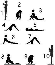 yoga posizioni base - Cerca con Google