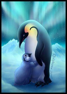 Love ya, Mommy by DolphyDolphiana