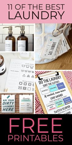 These FREE laundry printables are amazing, now laundry day is more fun and so much easier. Laundry Sorting, Doing Laundry, Laundry Hacks, Laundry Room, Printable Labels, Free Printables, Laundry Schedule, Laundry Labels, Bin Labels