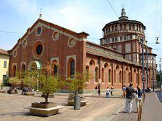Church of Santa Maria delle Grazie Milan