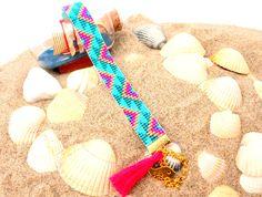 Beadedbracelet, beadweaving, bohemian friendshipbracelets ,miyuki sead beads,ibiza aztec beadloom boho jewelry ,kralenarmband door HipLikeMe op Etsy https://www.etsy.com/nl/listing/224330521/beadedbracelet-beadweaving-bohemian