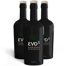 This exceptional extra virgin olive oil is produced on the island of Lesvos.  Situated in the Aegean sea, its unique location allows it to receive sunshine about two-thirds of the year, making it one of the sunniest islands in the Aegean Sea.  This climate gives the olive tree, which covers 40% of the island, an environment to thrive in.