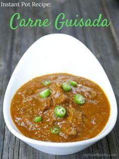 Instant Pot Pressure Cooker Carne Guisada | Robin S | Copy Me That