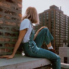 """in-frame: """"#tbt Chicago city livin' and rooftop hangs """""""