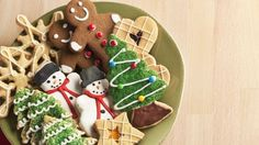 It's the most wonderful time of the year, when cooks around the country take to their kitchens to bake cookies galore.