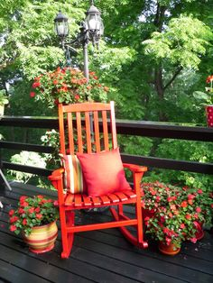 Springtime in St louis - Patios & Deck Designs - Decorating Ideas - HGTV Rate My Space