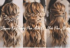 Bobby Pins, Hair Accessories, Hair Styles, Beauty, Fashion, Overnight Hairstyles, Hair Style Photos, Hairstyle For Long Hair, Shorter Hair Styles