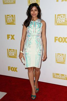 Freida Pinto at the FOX Golden Globes After Party