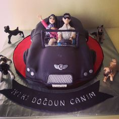 Bentley cake