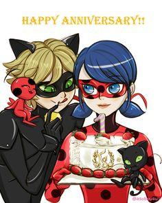 ML: Happy 1st Anniversary! by Asobou4Ulquiorra.deviantart.com on @DeviantArt