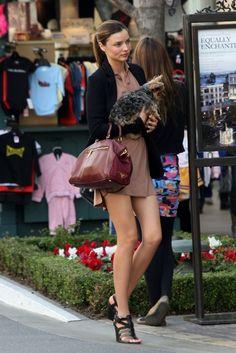 Miranda Kerr's style is the best