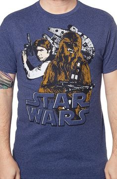 Star Wars Millennium Falcon Pilots T-Shirt