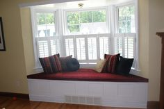 bay windows design ideas for bedrooms - Google Search