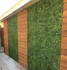 2019 Artificial Plant Wall Hedge Lawn Boxwood Hedge Artificial Lawn Garden Backyard Home Decor Simulation Grass Turf Rug Lawn Outdoor Flower Wall From. Jardin Vertical Artificial, Artificial Plant Wall, Outdoor Sofa Sets, Outdoor Walls, Outdoor Rugs, Backyard Patio Designs, Backyard Landscaping, Landscaping Ideas, Fence Design