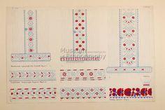 Embroidery, Rimóc - Csete Balázs - Etnológiai Archívum, Rajz- és festménygyűjtemény