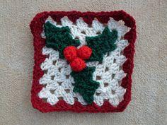 Square 62 of American School of Needlework #1216, 101 Crochet Squares