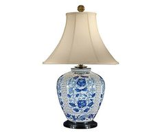 Another classic table lamp from Wildwood