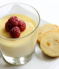 This is a great lemon posset recipe by Matthew Tomkinson is a magnificent summer dessert.