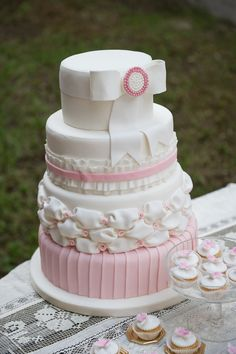 wedding cake - vanessa netto