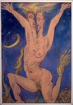 Austin Osman Spare Paintings