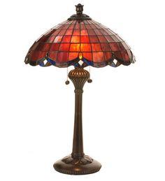 """Meyda 24""""H Elan Table Lamp"""